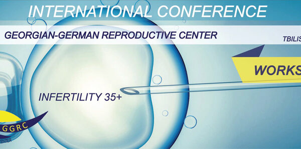 """International Conference """"Infertility 35+"""" Program"""